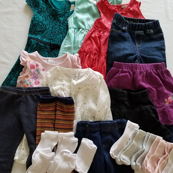 13 Toddler Clothes 4T